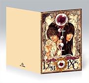 Купить поздравительные открытки Death Note