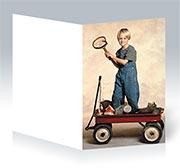 Купить поздравительные открытки Dennis the Menace