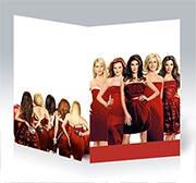 Купить поздравительные открытки Desperate Housewives