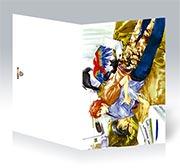 Купить поздравительные открытки Yamimaru Enjin Art