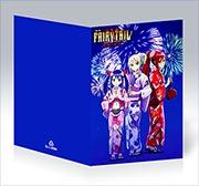 Купить поздравительные открытки Fairy Tail