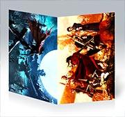 Купить поздравительные открытки Final Fantasy
