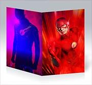 Поздравительная открытка Flash