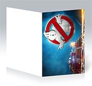 Купить поздравительные открытки Ghostbusters