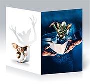 Купить поздравительные открытки Gremlins