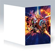 Купить поздравительные открытки Guardians of the Galaxy