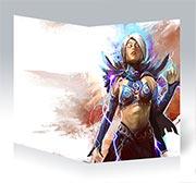 Купить поздравительные открытки Guild Wars