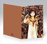 Купить поздравительные открытки Haibane Renmei