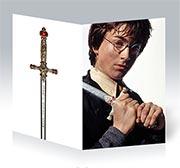 Купить поздравительные открытки Harry Potter