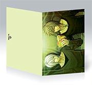 Купить поздравительные открытки Hiiro no Kakera