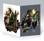 Купить поздравительные открытки Hobbit