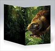 Купить поздравительные открытки Jungle Book