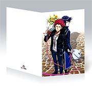 Купить поздравительные открытки K-Project