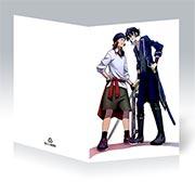 Поздравительная открытка K-Project
