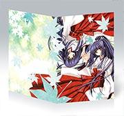 Купить поздравительные открытки Kao no Nai Tsuki