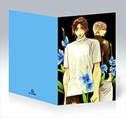 Купить поздравительные открытки Kaori Monchi