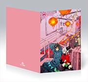 Купить поздравительные открытки Karneval