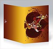 Купить поздравительные открытки Kingdom Hearts