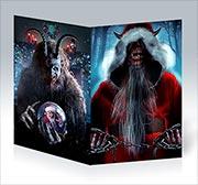 Купить поздравительные открытки Krampus Unleashed