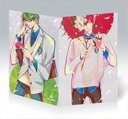 Купить поздравительные открытки Kuroko no Basket