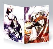Купить поздравительные открытки Naruto