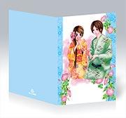 Купить поздравительные открытки Ojou-sama wa Oyome-sama