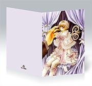 Купить поздравительные открытки Okane ga Nai!