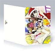 Купить поздравительные открытки Ouran High School Host Club