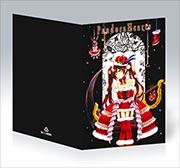 Поздравительная открытка Pandora Hearts