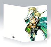 Купить поздравительные открытки Pandora Hearts