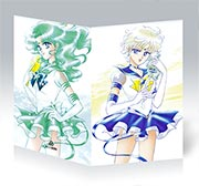 Купить поздравительные открытки Sailor Moon