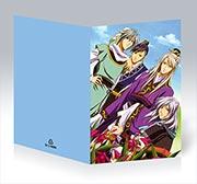 Купить поздравительные открытки Saiunkoku Monogatari