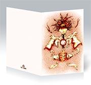 Купить поздравительные открытки Saiyuki
