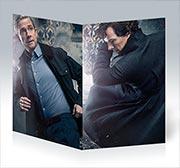 Купить поздравительные открытки Sherlock BBC