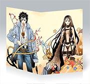 Купить поздравительные открытки Shin Angyo Onshi