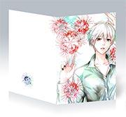 Купить поздравительные открытки Tokyo Ghoul
