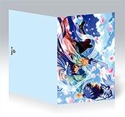 Купить поздравительные открытки Touka Gettan