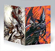 Купить поздравительные открытки Trinity Blood