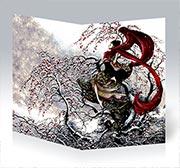 Купить поздравительные открытки Tukiji Nao Art