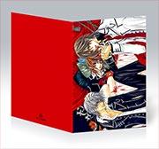 Купить поздравительные открытки Vampire Knight