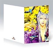 Купить поздравительные открытки Wei Liu Art