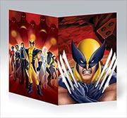 Поздравительная открытка X-Men