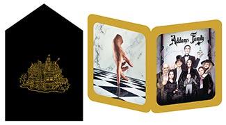 Купить серия золотая тень Addams Family