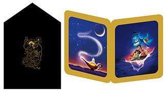 Купить серия золотая тень Aladdin