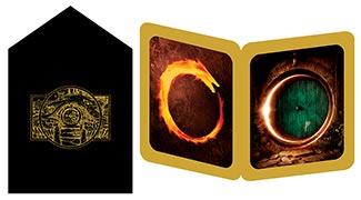 Купить серия золотая тень Hobbit