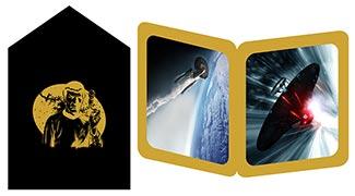 Купить серия золотая тень Star Trek