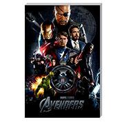 Почтовые открытки Avengers
