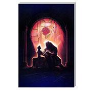 Почтовые открытки Beauty and the Beast