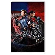 Почтовые открытки Captain America
