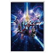 Почтовые открытки Guardians of the Galaxy